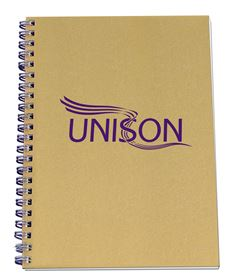Picture of A5 Natural Notebook