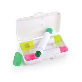 Picture of Wax Crayon Highlighter Set