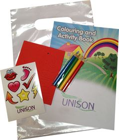 Picture of Colouring Activity Pack