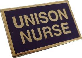 Picture of Unison Nurse Badge