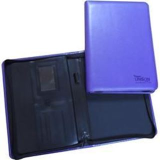 Picture of A4 zipped conference folder