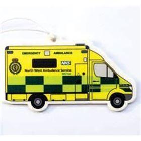 Picture of Ambulance Shape Air Freshener