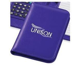 Picture of Calculator notebook