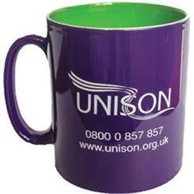 Picture of Durham Dual Colour Mug