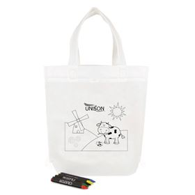 Picture of Children's Colouring Bag