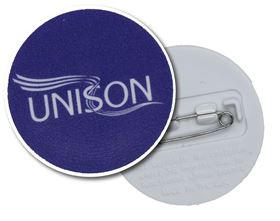 Picture of Plastic Button badge