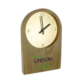 Picture of Wood Clock