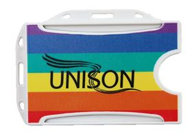 Picture of Rainbow ID Card Holder