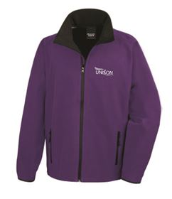 Picture of Soft Shell Jacket