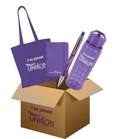 Picture of Recruitment Pack 50 - I've joined Unison