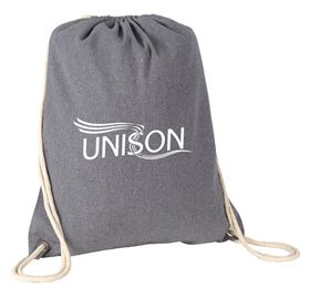 Picture of Recycled Cotton Drawstring Bag