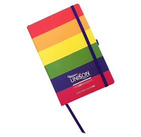 Picture of Rainbow Notebook